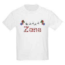 Zane, Christmas T-Shirt