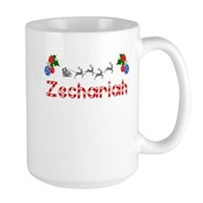 Zechariah, Christmas Mug