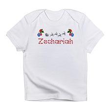 Zechariah, Christmas Infant T-Shirt