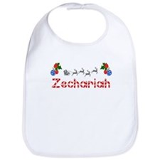 Zechariah, Christmas Bib