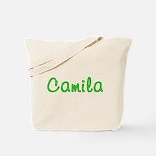 Camila Glitter Gel Tote Bag