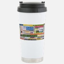 Funny Dad Travel Mug
