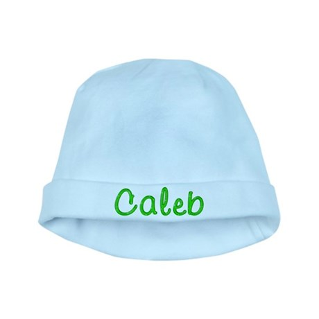 Caleb Glitter Gel baby hat