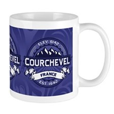 Courchevel Midnight Small Mug