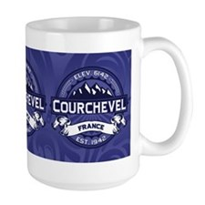Courchevel Midnight Mug