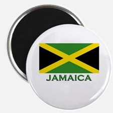 Jamaica Flag Stuff Magnet