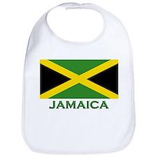 Jamaica Flag Stuff Bib