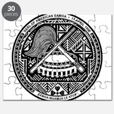 Seal of Territory of American Samoa Puzzle