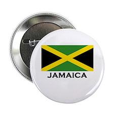 Jamaica Flag Gear Button
