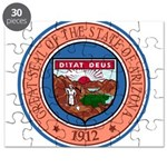 Great Seal of Arizona Puzzle
