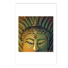 Golden Buddha Postcards (Package of 8)