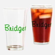Bridget Glitter Gel Drinking Glass