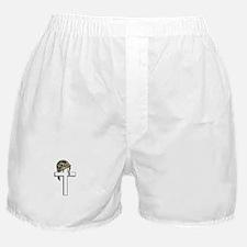 Solidier Remembrance Cross Boxer Shorts