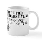 Dad's Dating Advice Mug
