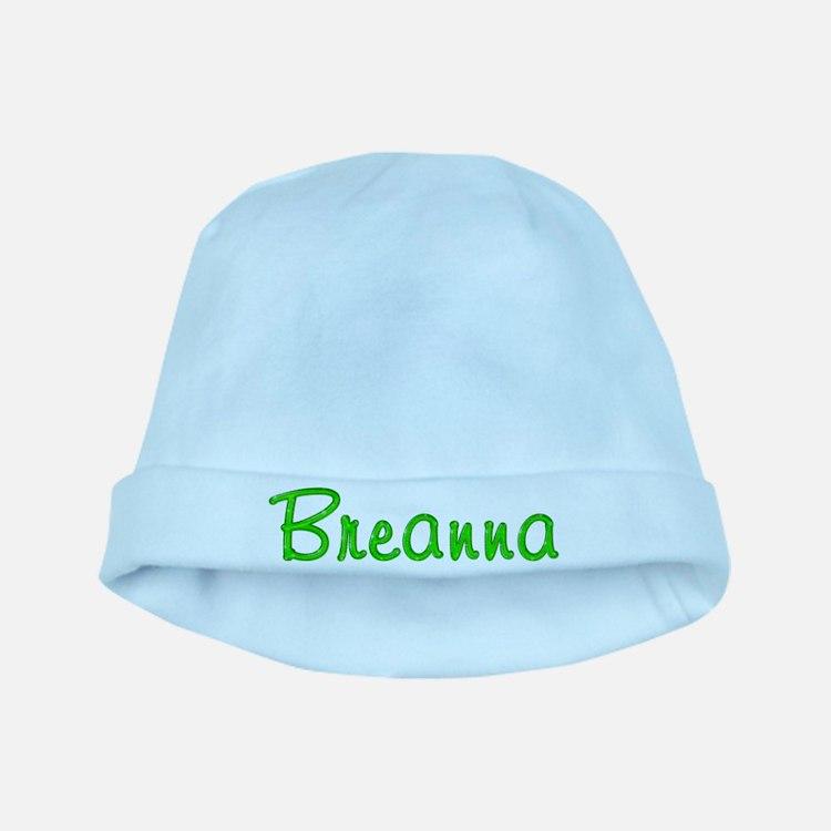 Breanna Glitter Gel baby hat