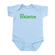 Braxton Glitter Gel Infant Bodysuit