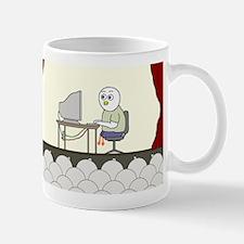 What performance? Mug