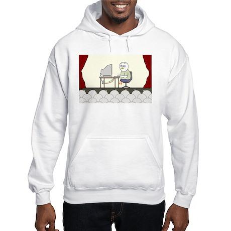 What performance? Hooded Sweatshirt