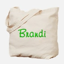 Brandi Glitter Gel Tote Bag