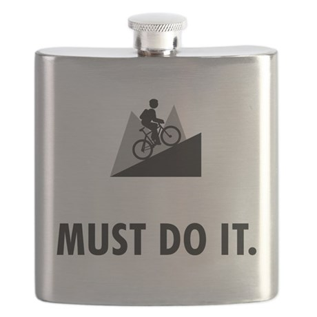 Mountain Biking Flask