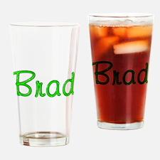 Brad Glitter Gel Drinking Glass