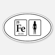Ironwoman Element Decal