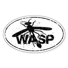Lisbeth Salander wasp Decal