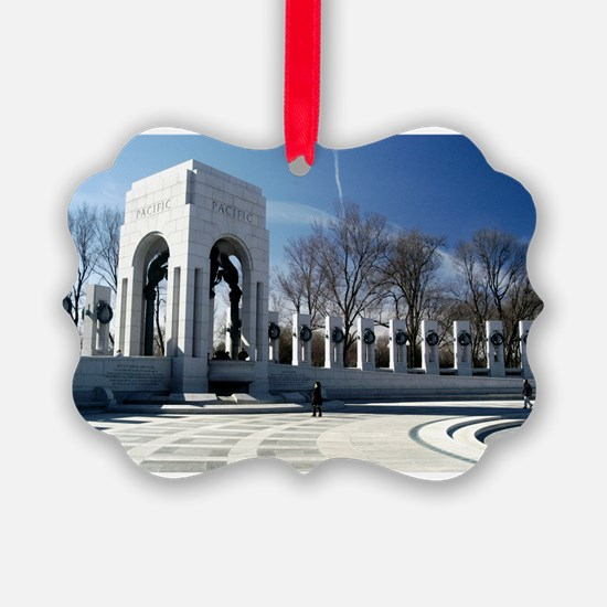 WWII memorial - horizontal.jpg Ornament