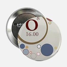 """Oxygen Periodic Square 2.25"""" Button"""