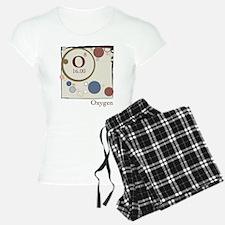 Oxygen Periodic Square Pajamas