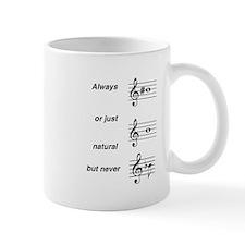 Always b Sharp Mug