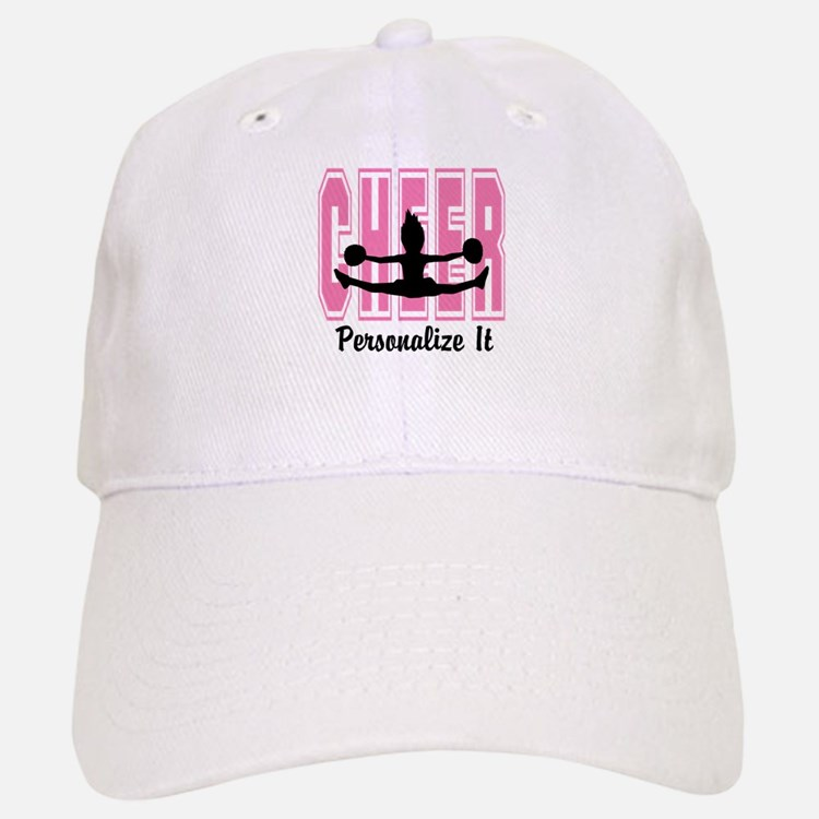 Personalized Cheer Design Baseball Baseball Cap