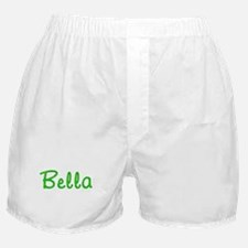 Bella Glitter Gel Boxer Shorts