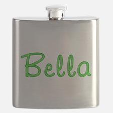 Bella Glitter Gel Flask