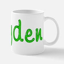 Ayden Glitter Gel Mug