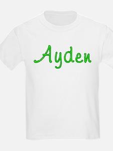 Ayden Glitter Gel T-Shirt