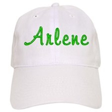 Arlene Glitter Gel Baseball Cap