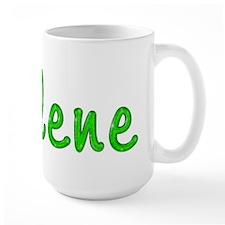 Arlene Glitter Gel Mug