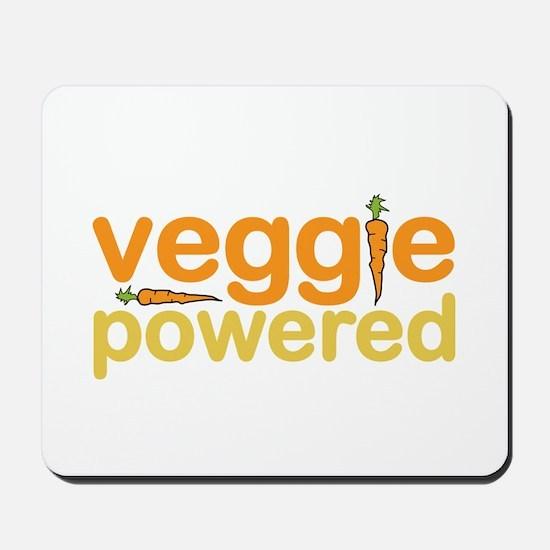 Veggie Powered Mousepad