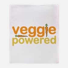 Veggie Powered Throw Blanket
