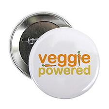 """Veggie Powered 2.25"""" Button"""