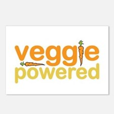 Veggie Powered Postcards (Package of 8)