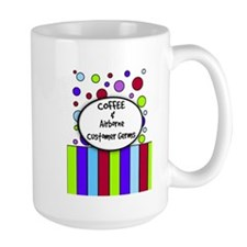 coffee and airborne customer germs.PNG Mug