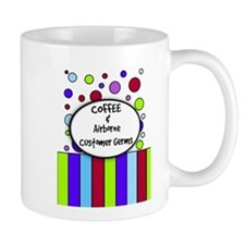 coffee and airborne customer germs.PNG Mug