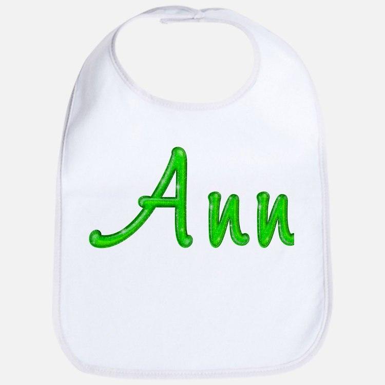 Ann Glitter Gel Bib