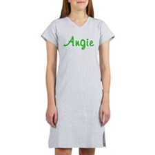 Angie Glitter Gel Women's Nightshirt