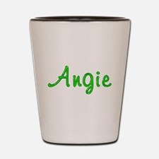 Angie Glitter Gel Shot Glass