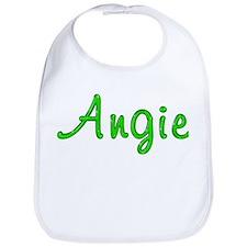 Angie Glitter Gel Bib