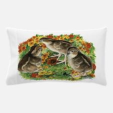 Bobwhite Chick Garden Pillow Case