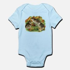 Bobwhite Chick Garden Infant Bodysuit